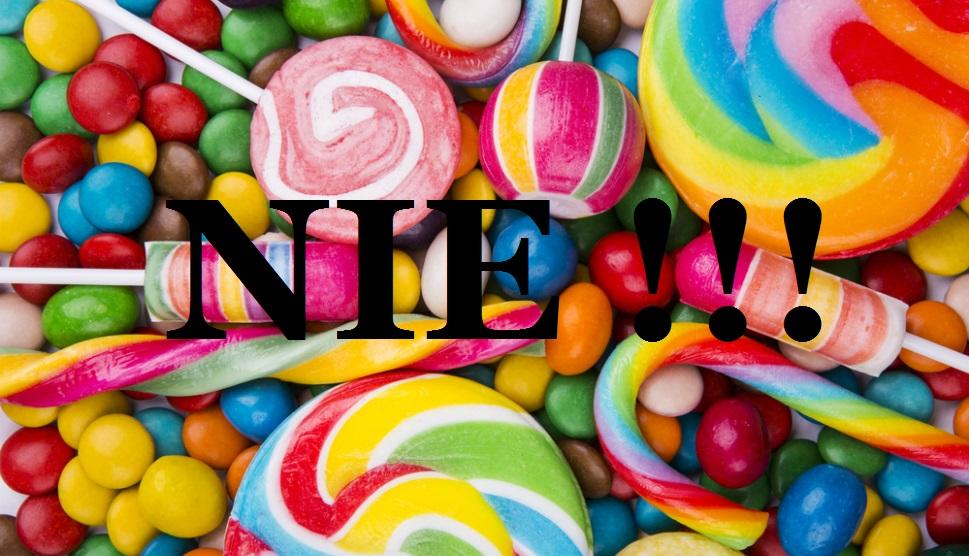 Wyzwanie 2 Słodyczom mówimy stanowcze NIE