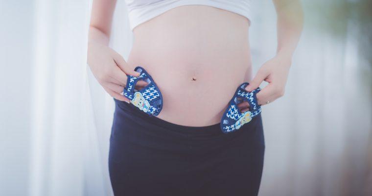 Odchudzanie w ciąży?