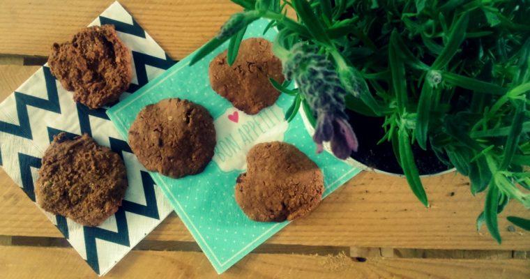 Ciasteczka bezglutenowe z daktylami